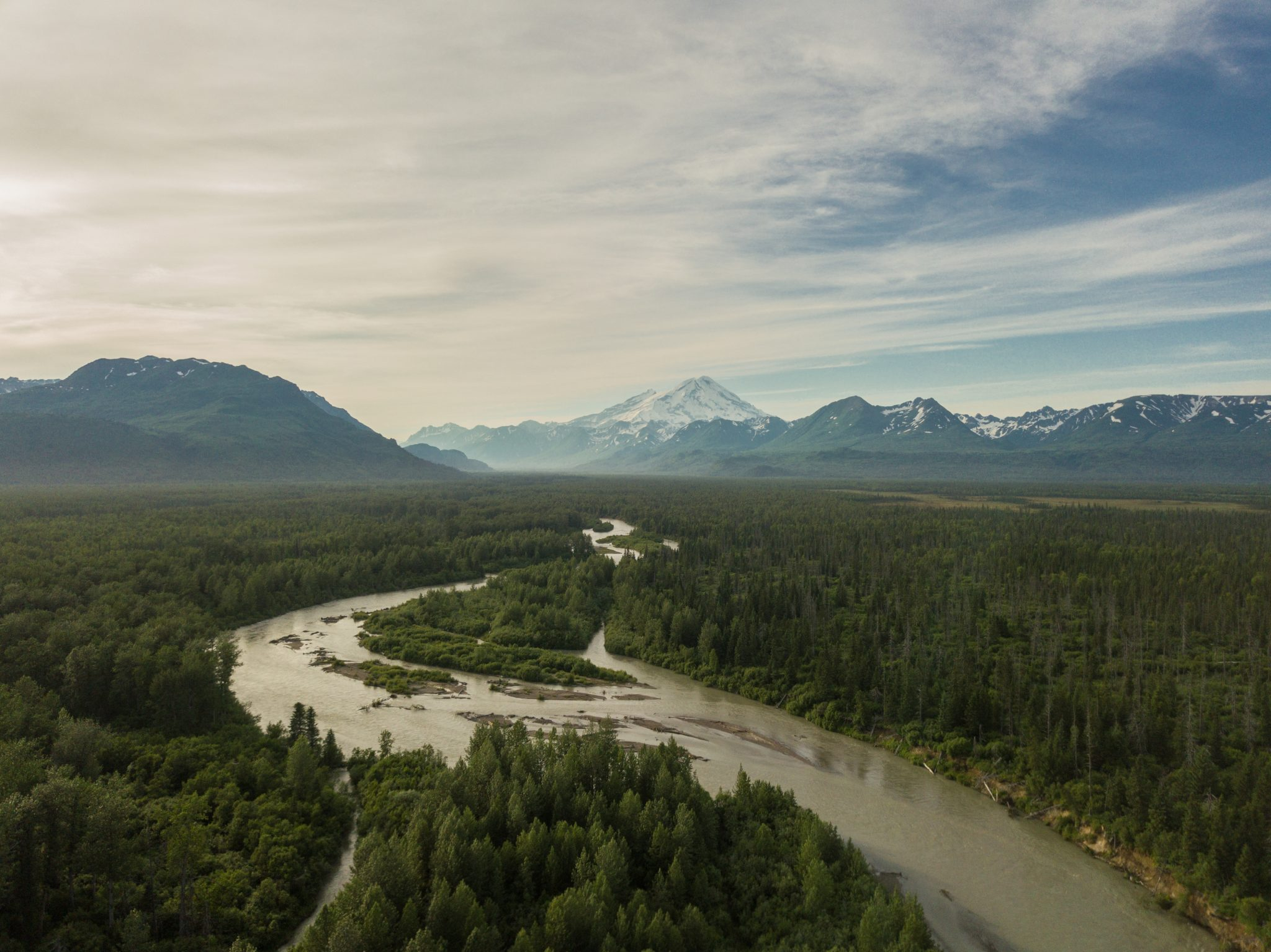alaska-crescent-river-vacation-redoubt-mountain-snug-harbor-aerial-DJI_0107