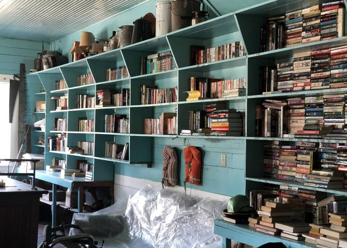 snug harbor outpost library