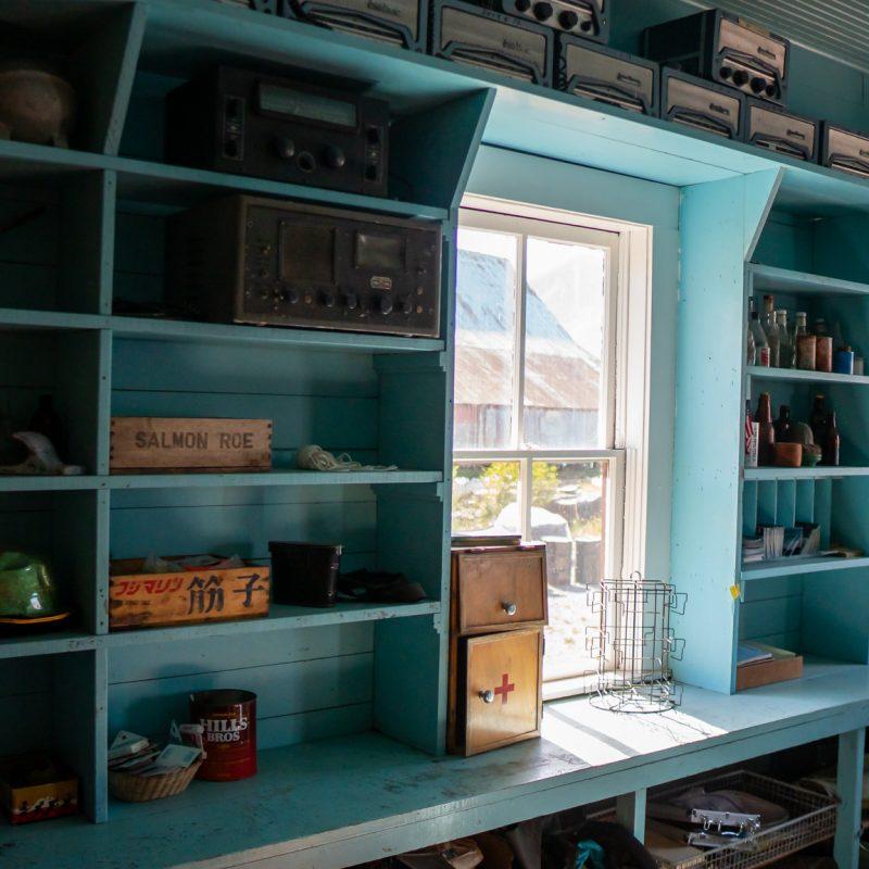 the store at snug harbor outpost alaska