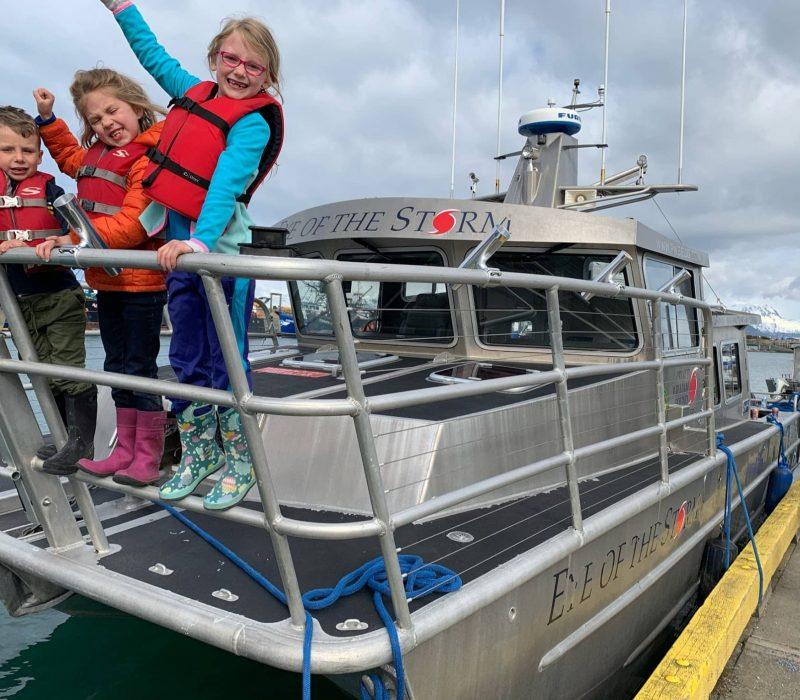 homer alaska charter fishing