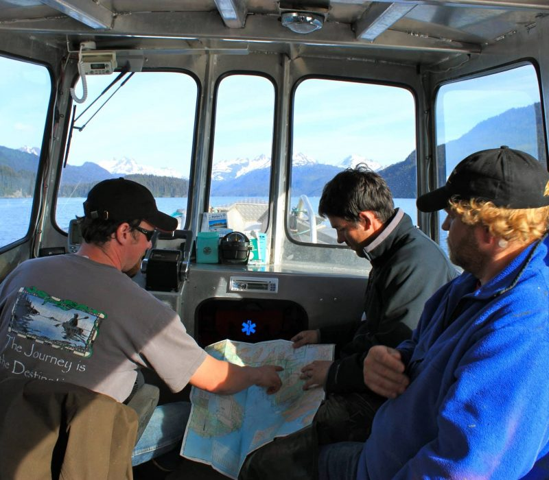 charter fishing cook inlet