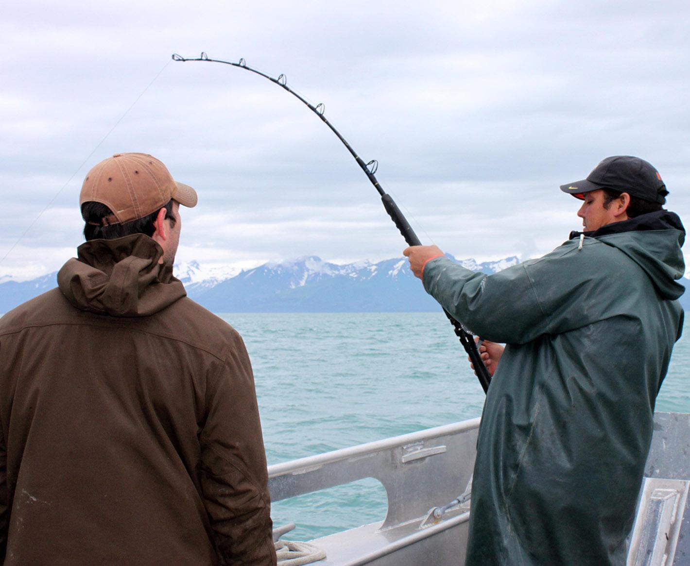 charter fishing alaska
